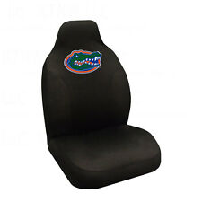 Brand New NCAA Florida Gators Front High Back Car Seat Cover with Mesh