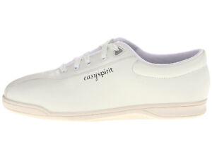 Women-039-s-Easy-Spirit-AP1-Comfy-Walking-Shoes-White-Leather-All-Sizes-NIB