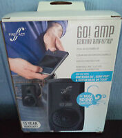 Go Amp Video Gaming Amplifier Ds/ Psp/ Guitar Hero On Tour Multi-platform