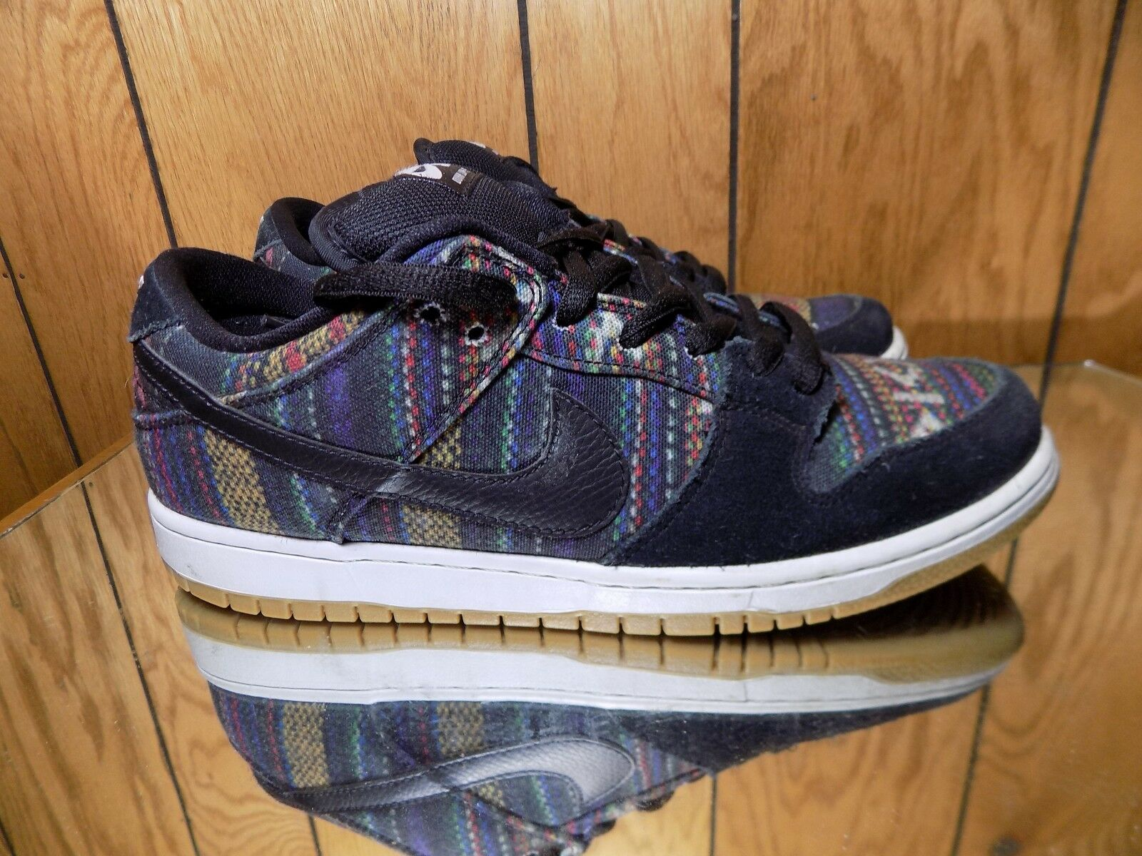 2014 Nike Hackey Sack Dunk Low sz 9.5 504750-901