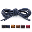 thumbnail 19 - Premium-Cotton-Wax-Shoelaces-Thin-Round-Dress-Waxed-Laces-2-5mm-For-Dress-Shoes