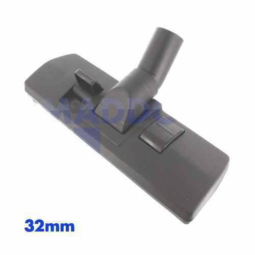 Wessel-Werk /'D272/' Type Black Plastic Dual Pedal Floor Tool Nozzle 32mm