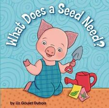 What Does a Seed Need?