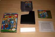 Nintendo NES Spiel Game Modul - Wall Street Kid ( Wallstreet $treet ) mit Hülle