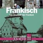 Fränkisch. Audio. CD von Jens Sobisch (2006)