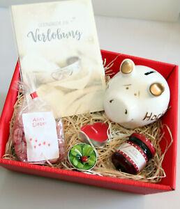Verlobungsgeschenke Geldgeschenk Geschenk Verlobung Geschenkkorb