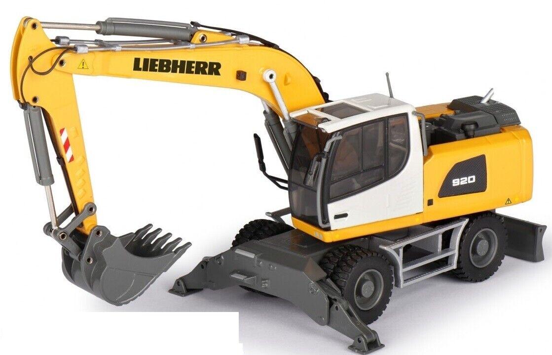 CON2217 0 - Pelle sur pneus LIEBHERR A920 Version III - 1 50