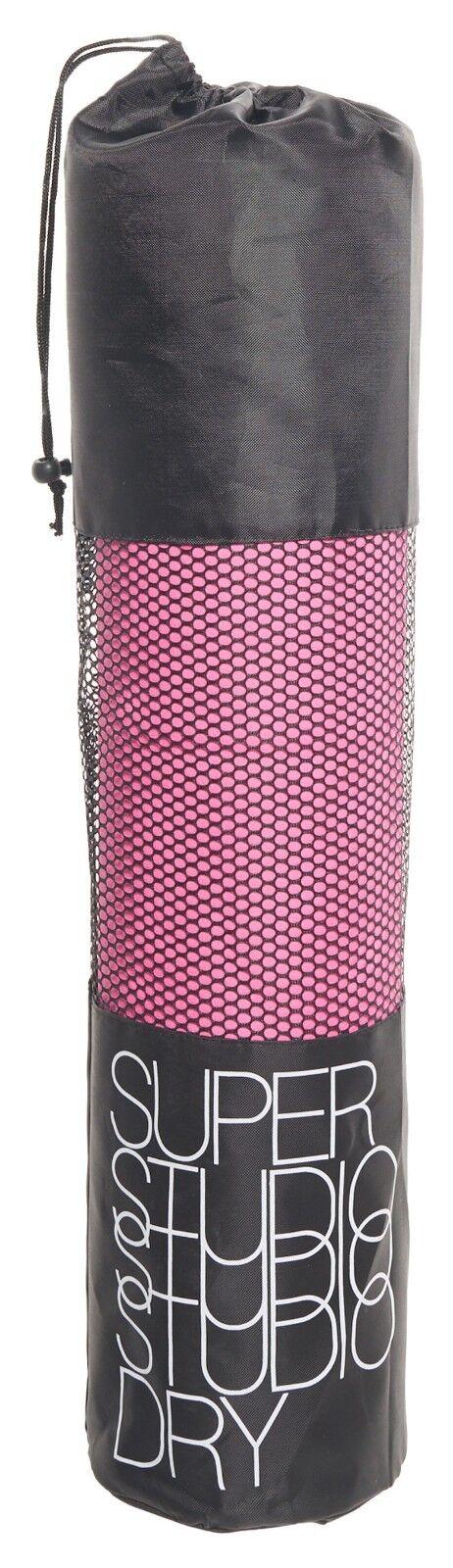 SUPERDRY STUDIO MAT Fluro Pink