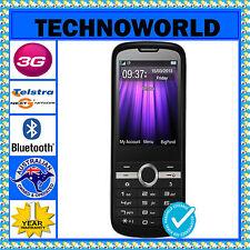 UNLOCKED TELSTRA ZTE T96+3G+USE ALDI/BOOST/VODAFONE/LYCA/LEBARA KEYPAD PHONE