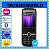 UNLOCKED TELSTRA ZTE T96 BLACK+NEXT G+3G+BLUE TICK+ANTENNA/RF PORT+FM+BLUETOOTH