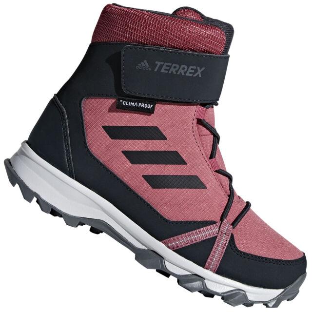 adidas Terrex Snow Junior Girls Snow BOOTS UK 5.5 US 6y EUR 38.23 Ref 1073