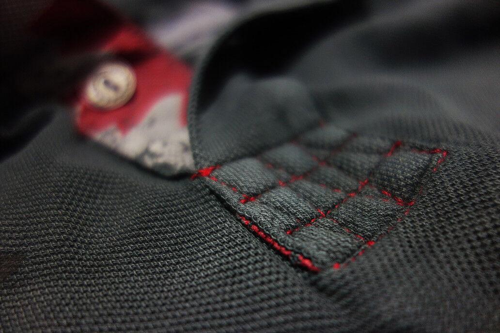 Hotspot Design Polo-Shirt Piker Canada für Angler und Segler Segler Segler 631e94