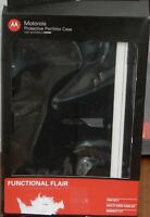 Motorola Protective Portfolio Case For Motorola Xoom - - Black - Brand