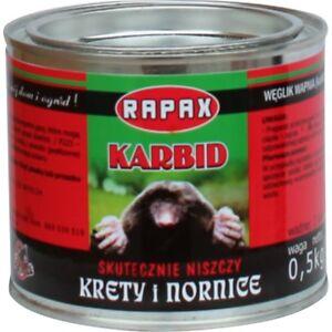 Karbid Gegen Maulwürfe In Form Von Klumpen 3 X 500 Gkostenlose