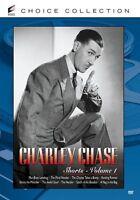 CHARLIE CHASE SHORTS 1 ( B&W) Region Free DVD - Sealed