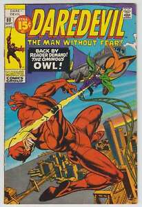L8402-Daredevil-80-Vol-1-VG-VG-Estado