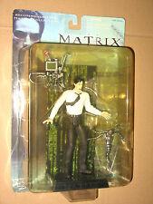 2000 N2 Toys WB The Matrix action figure Mr Anderson Figur