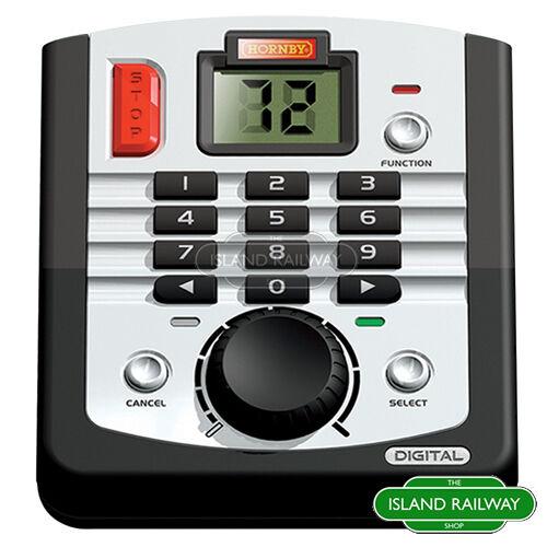 Hornby R8213 Seleccionar DCC Controlador Digital Transformador Paquete Nuevo