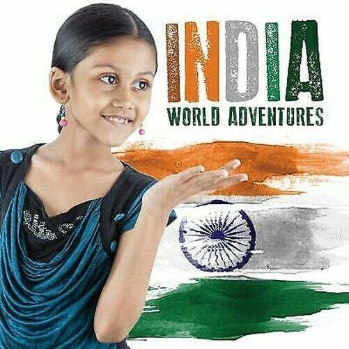 Inde (Monde Adventures) par Jones, Grace