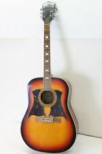 KAY Vintage Model K-6103 Dreadnought 6-String Acoustic Guitar Needs Restoration
