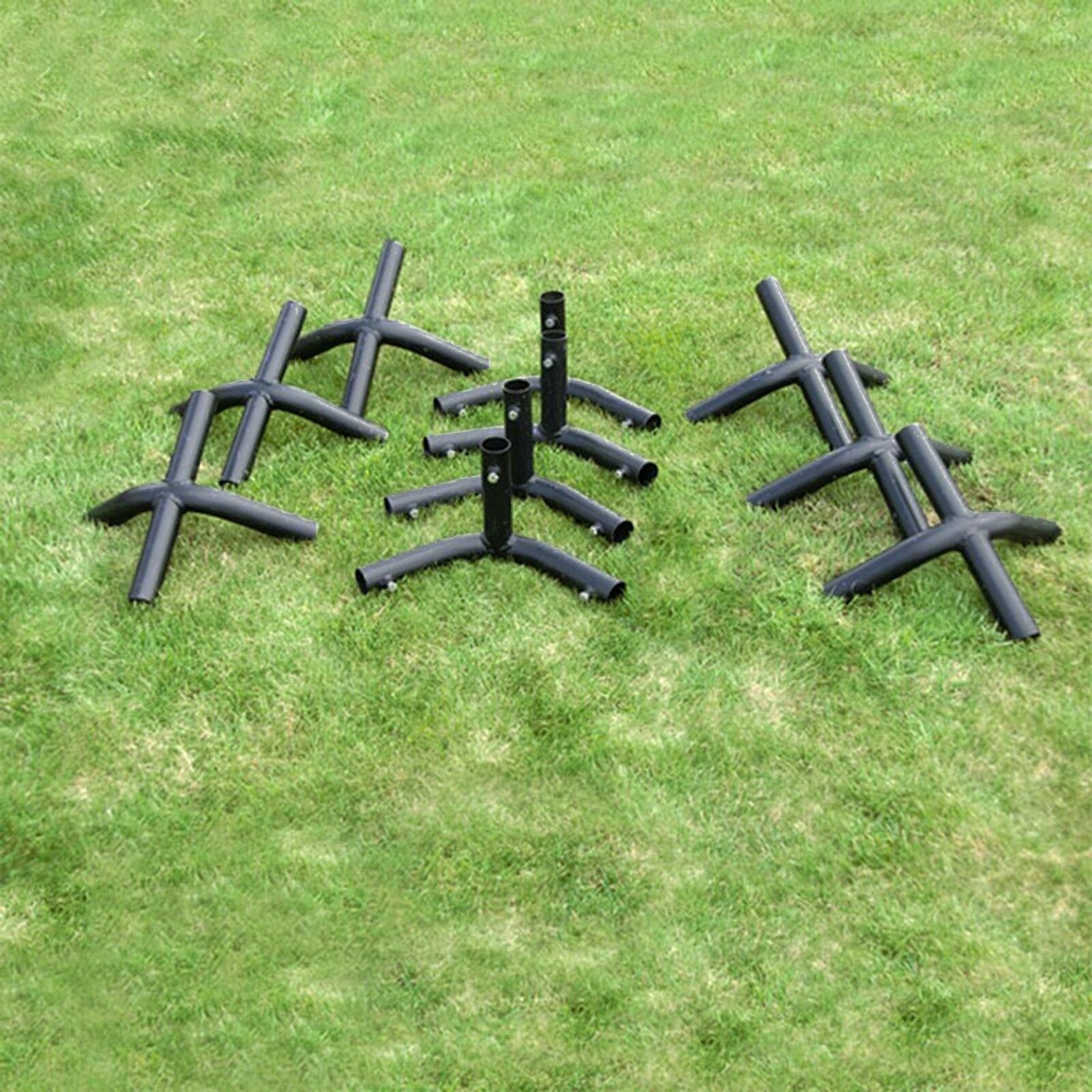 Trapezoid Baseball Batting Cage Connector Kit   Corner Joint Components Kit