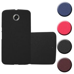 Silicone-Case-for-Motorola-NEXUS-6-Shock-Proof-Cover-Mat-TPU-Bumper