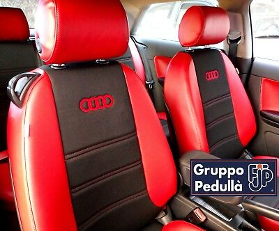 sportback alcantara Fodere coprisedili auto su misura Audi a3 2004-2013