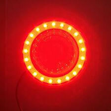 Pinball bumper cap LED ring MOD - RED