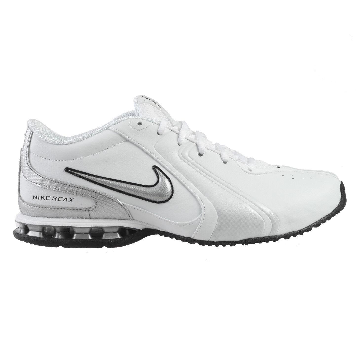Nike reax tr iii sl d'argento Uomo 333765-101 bianca croce d'argento sl formazione scorpe 9,5 b2ff22