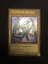 Red-Eyes B. Dragon CUSTOM ORICA Ultra Rare Yugioh!