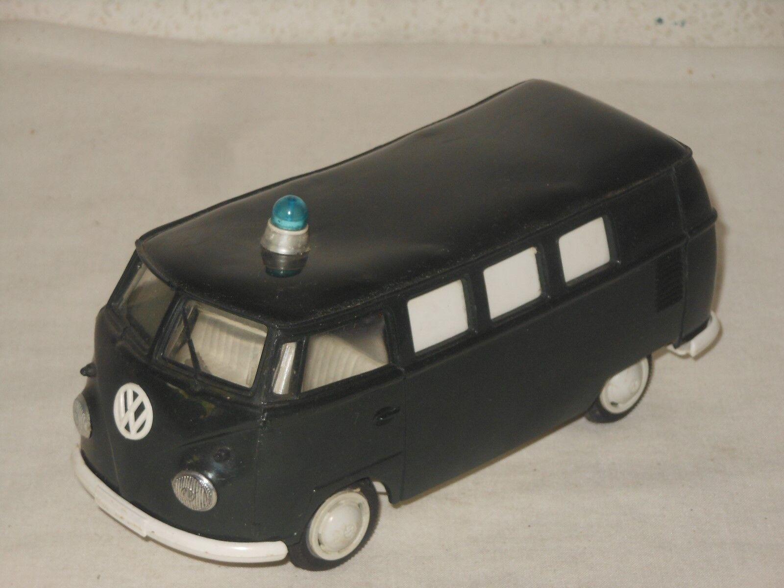 JNF Struxy - VW BULLI T1 bus microbus - 17 cm - Vintage Toy West Germany - 3