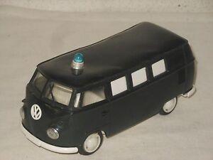 Fnj Struxy - Microbus de bus Vw Bulli T1 17 ans, jouets vintage, Allemagne de l'Ouest 3