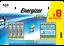 8x L92 Energizer Eco Advanced AAA LR03 MN2400 Micro  1,5V Ministilo R3 1,5 Volt