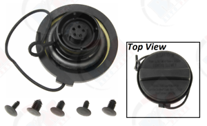 Gas Cap with TETHER Strap for Fuel Tank for Hyundai KIA Vehicles