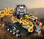 Bausteine-Engineering-Gabelstapler-Transport-Spielzeug-Geschenk-Modell-Kind Indexbild 5