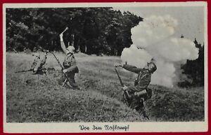 German WW 2 Third Reich postcard WEHRMACHT  RPPC FELDPOST 1940