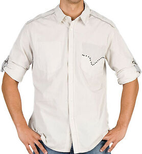 SUPER-PEPE-JEANS-LONDON-Camisa-Talla-S-Slim-Fit-NUEVO