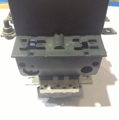Square D Contactor 3P 200A 600V Coil 110V 60HZ LC1F185 Telemecanique