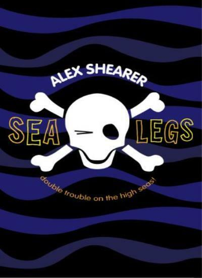 Sea Legs By Alex Shearer. 9780340855843