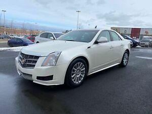 2011 Cadillac CTS CTS 4
