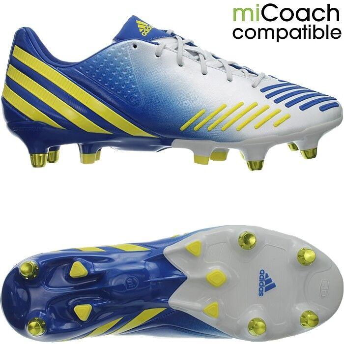 Adidas ProtATOR LZ XTRX SG blau weiß Stollen Fußballschuhe NEU OVP