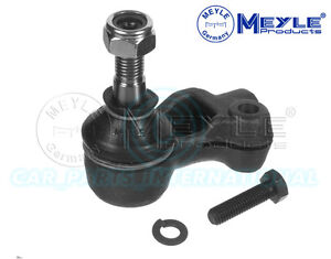 616 020 5380 Front Axle Right Part No Meyle Germany Tie // Track Rod End TRE
