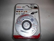 DREMEL DSM20 MULTIPURPOSE CARBIDE FLUSH CUTTING WHEEL 2615S600JA