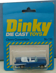 Dinky-Toys-Airfix-ownership-No-130-Chevy-Convertible-Mint-Packaged
