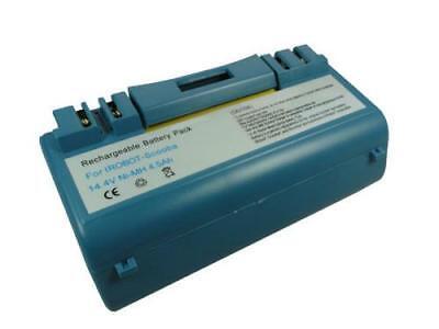 2x Akku für iRobot i-Robot Scooba 6000 34001 BPL-18151 4500mAh Battery