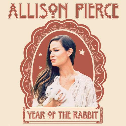 Year Of The Rabbit - Allison Pierce (2017, CD NEW)