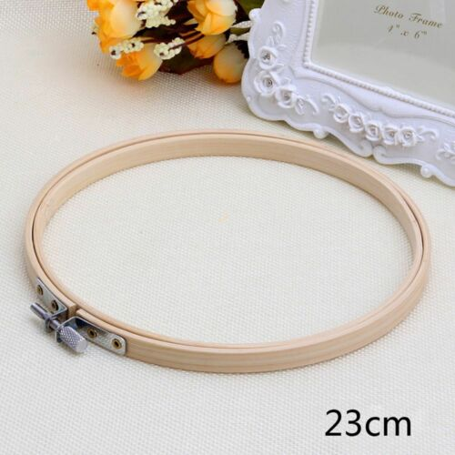 Hoop Ring  Cross Stitch Embroidery Tool DIY Art Craft Sewing Accessories