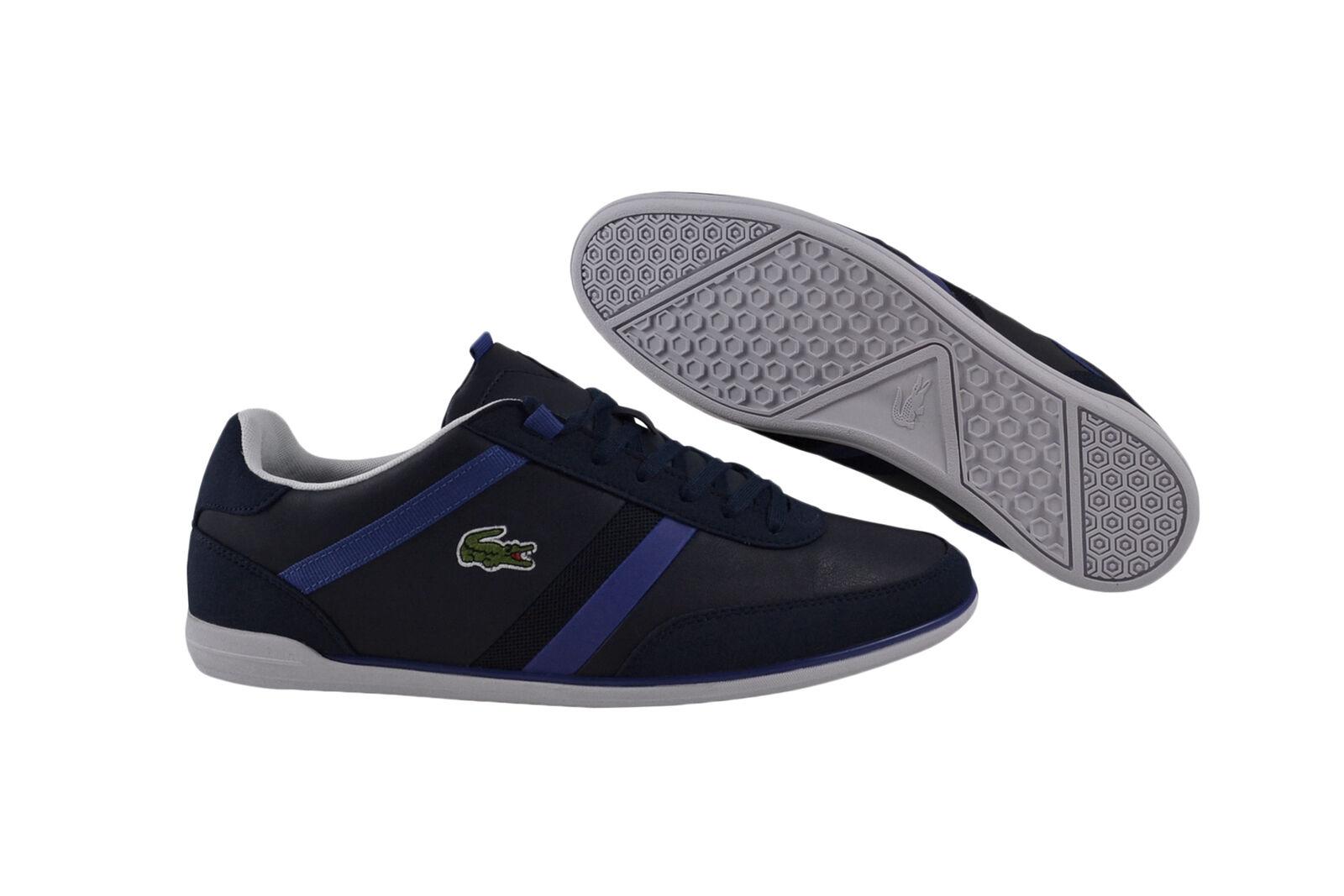 Lacoste Giron 116 1 SPM navy Sneaker/Schuhe blau