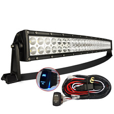 MICTUNING® 32 Inch 180W CREE LED Spot Flood Combo Work Light Bar Offroad SU