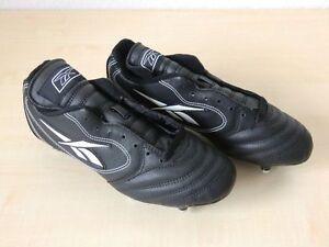 Details zu Reebok Fussballschuhe Valor RS SchwarzWeiß Fussball Schuhe Größe 39 UK 6